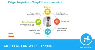 Get Started with TinyML Webinar