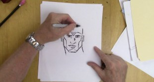 How to Draw a Superhero - For Beginners