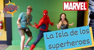 Islands of Adventure: El area de los Superheroes de MARVEL en Universal Orlando Resort