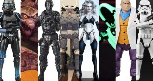 Marvel Legends, G.I.Joe, Star Wars, TMNT, Lady Death, Spawn, MOTUC, more! |