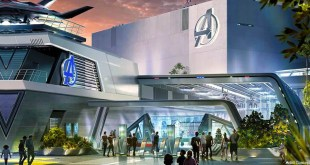 Marvel themed land with Marvel rides are coming! Avengers Campus !