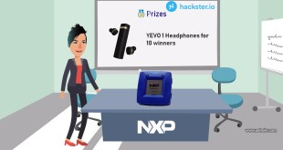 NXP Rapid IoT Contest at Hackster.io
