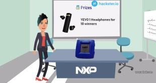NXP Rapid IoT Contest at Hackster.io