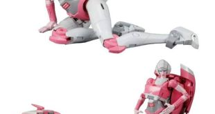 New Pictures of MP 51 Arcee