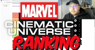 Ranking the Marvel Cinematic Universe Films