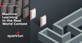SparkFun's Hackster Contest - Machine Learning in the Real World