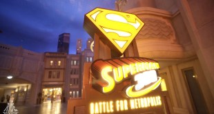 Superman 360° Battle for Metropolis - Warner Bros. World Abu Dhabi