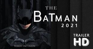 The Batman 2021 Trailer - Robert Pattinson (Fan made)