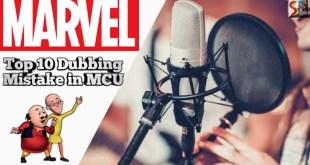Top 10 Hindi Dubbing Mistake in MCU / Marvel Cinematic Universe