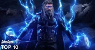 Top 10 Most Powerful Asgardians in MCU | SuperSuper