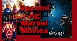 Upcoming Marvel Cinematic Movies