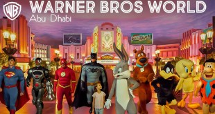 Warner Bros World - The Ultimate Theme Park in Abu Dhabi [HD]