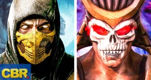 10 Strongest Mortal Kombat Fighters, Ranked