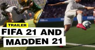 PS5 Xbox Fifa 21 & Madden 21 Video Games - Next Level Gaming - First Look Trailer