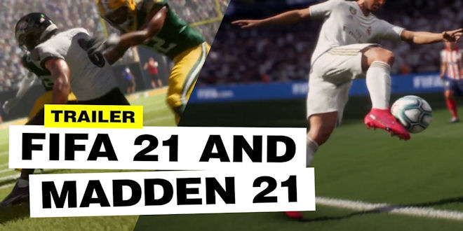 PS5 Xbox Fifa 21