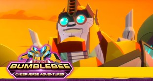 'The Citizen' 🤖 Ep. 308 | Transformers Bumblebee: Cyberverse Adventures