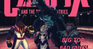 BIG TOP BAD GUYS!             ...