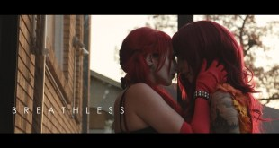 BREATHLESS | A Cosplay Short Film