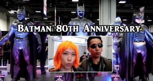 Batman 80th Anniversary Exhibit - Awesome Con 2019