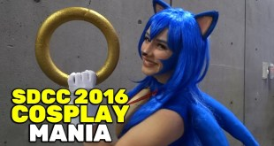 Best Cosplay of San Diego Comic-Con 2016 - Marvel, DC, Disney, Girls & More