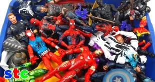 Caja Gigante de Juguetes de Marvel Legends Coleccion de juguetes