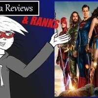 Catninja reviews episode 10 - DCEU movies ranked