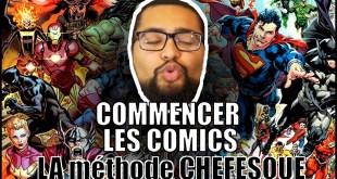 Comment Commencer les Comics ?