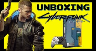 Cyberpunk 2077 Limited Edition Xbox One X UNBOXING