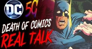 DC 5G Will END DC Comics?! Real Talk