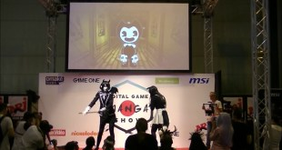 Digital game manga show concours cosplay groupe Bendy and the ink machine