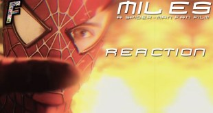 MILES: A Spider-Man Fan Film [REACTION]