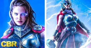 Mighty Thor Will Get Her Powers From The Reality Stone
