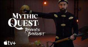 Mythic Quest: Raven's Banquet — Official Trailer | Apple TV+