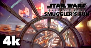 [NEW] 4K Smuggler's Run | Star Wars: Galaxy's Edge at Hollywood Studios | Walt Disney World