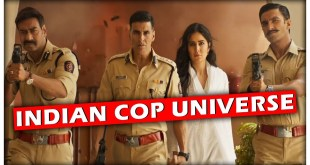 Rohit Shetty Cop Universe - Will it work like MCU || Hindi