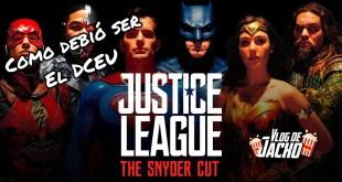 Snyder cut Como debio Ser El DCEU !