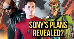 Sony's Marvel Universe Plans Revealed? Will Solo Be Their Nick Fury? SHIELD Crossing Over?