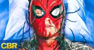 Spider-Man Will Become the Next Venom