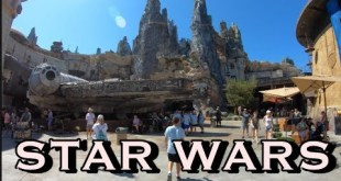 Star Wars: Galaxy's Edge Ride at Disney World