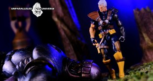 Throwback Review: Marvel Universe Cable (is he the best MU figure of them all?!??)