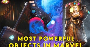 Top 10 Most Powerful Objects In Marvel Universe Explained || #ComicVerse