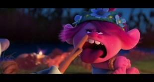 Trolls World Tour - Bluray DVD  Movie - Clip Deleted Scene Poppy & Branch Paralyzed By Smooth Jazz