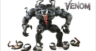 "VENOM MOVIE custom Marvel Legends spider-man 6"" action figure"