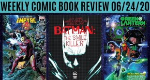 Weekly Comic Book Review 06/24/20