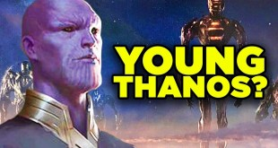 YOUNG THANOS Confirmed for Eternals? Celestials & Thanos Origin Theory!