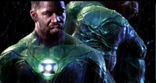 michael jai white as green lantern in dceu needs to happen