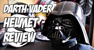 $100 Darth Vader Replica Helmet Review | Hasbro Toys Star Wars Black Series