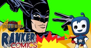 12 Best Comic Book TV Show Theme Songs of All Time - Ranker Comics