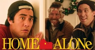 A Magician Home Alone - Zach King Short Film - Watch Now