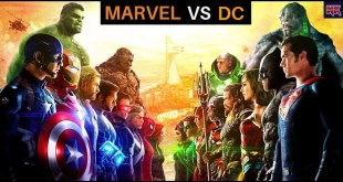 Avengers vs Justice League Civil War | Marvel Vs DC Comics Civil War Epic Movie | Sarcastic Noor